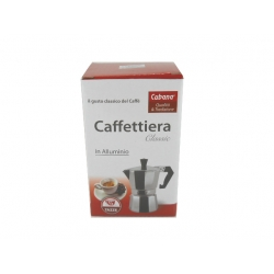 CAFFETTIERA CUBANA 1/2 TAZZA