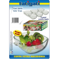 COPPA MACEDONIA F/MELA x 6