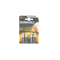 DURACELL BASIC STILO 4 PZ.